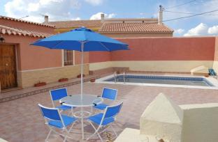 Cottage With Private Pool Lorca for sale
