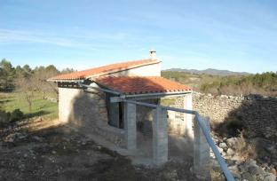 Ruin and Plot in Vall D´Gallinera for sale